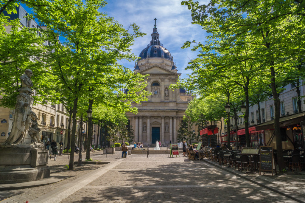 Sorbonne PARIS groupe CEA