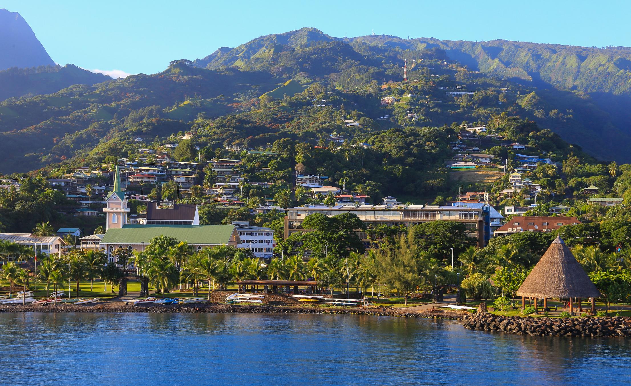 CEA Tahiti