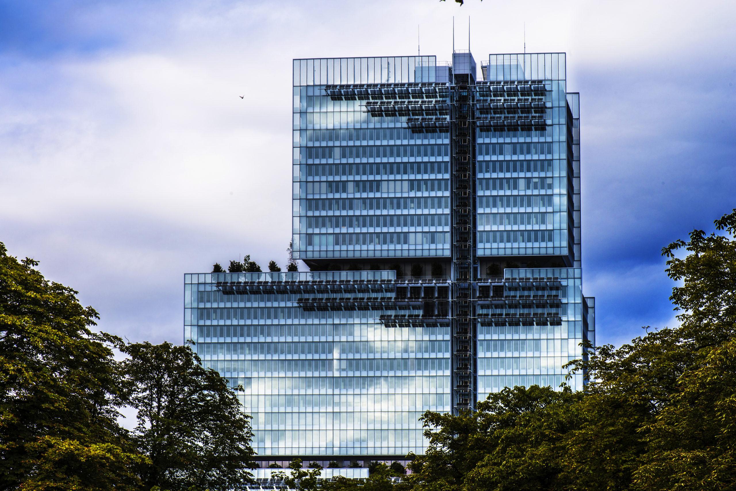 nouveau tribunal de Paris - architecte Renzo PIANO - porte de Clichy- Paris - Assurances construction- Groupe CEA