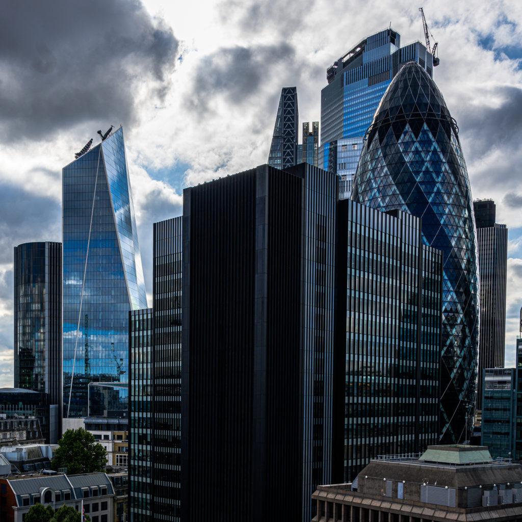 building Londres - assurances promoteur groupe cea